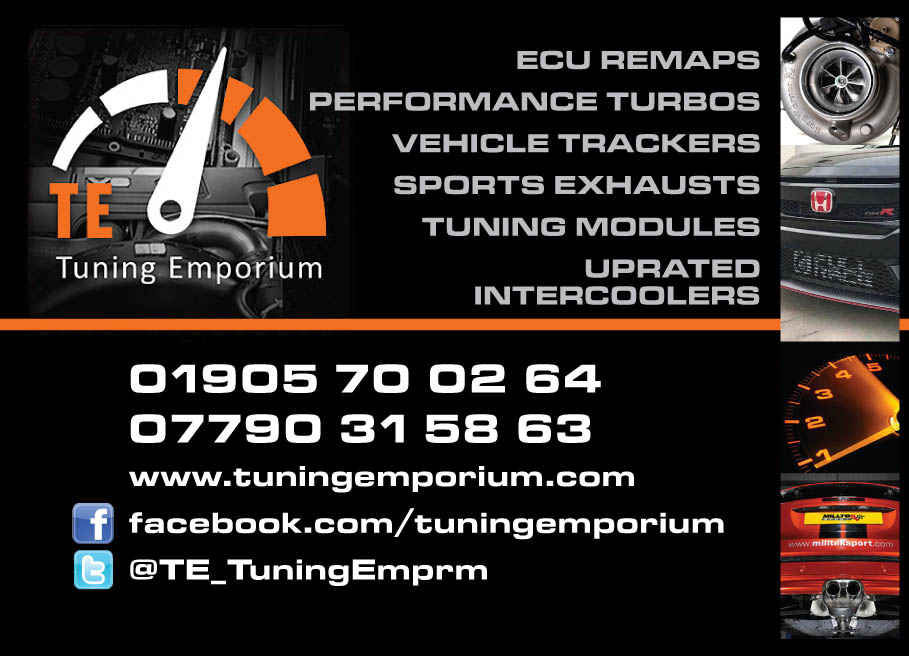 Tuning Emporium, Worcesters number one tuning specialist